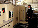 Cold Room Technology from Harris Environmental Systems